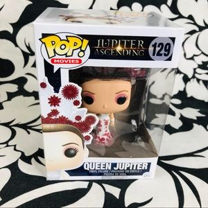 5 for $25| Jupiter Ascending Queen Funko Pop!